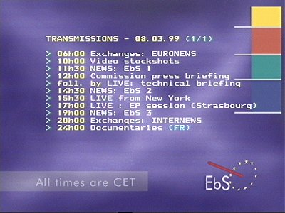 Eutelsat 9B (9 0°E) - TV - frequencies - KingOfSat